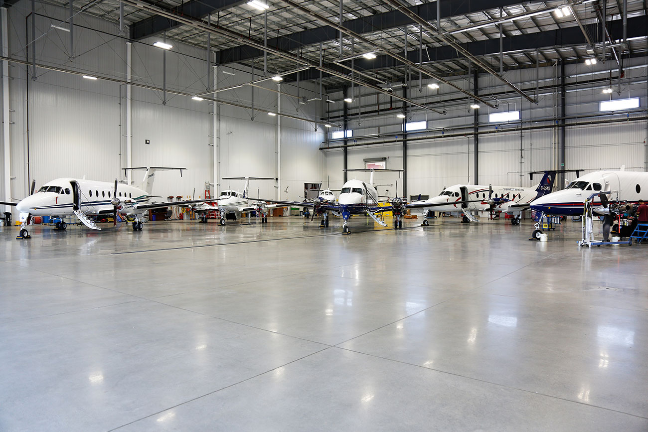 Certified Aircraft Maintenance