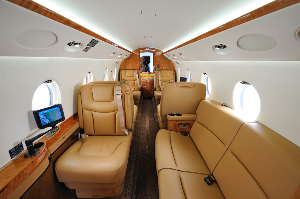 G150 Interior