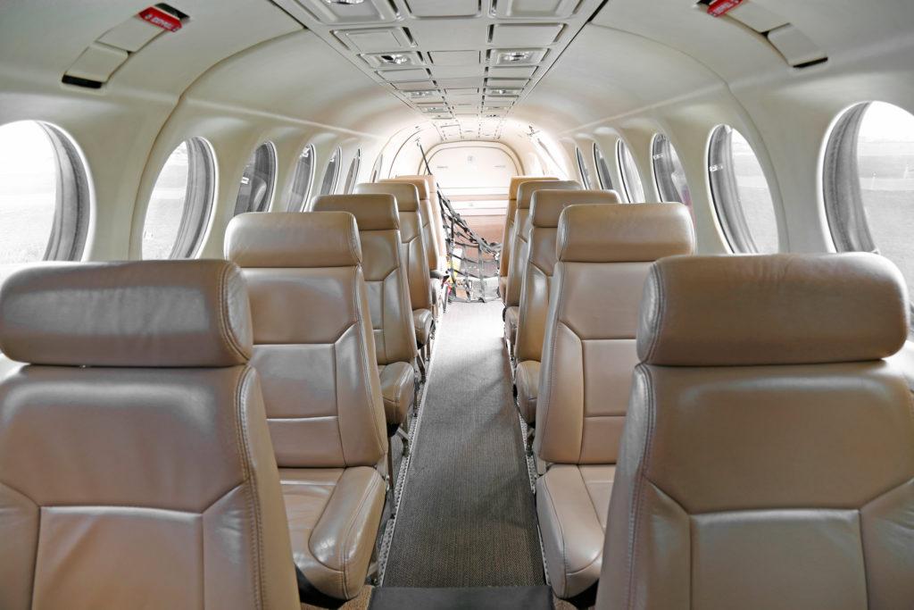 King Air 350 INT